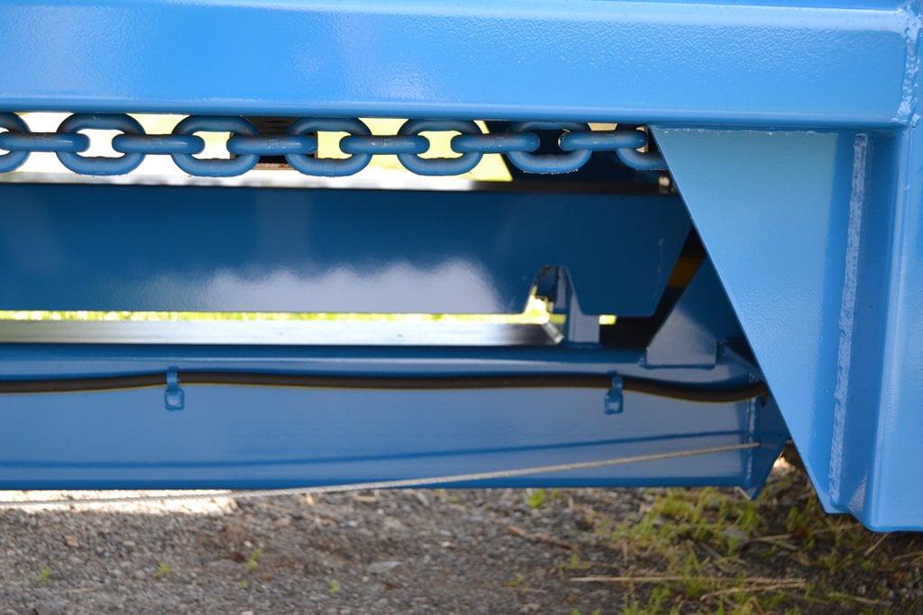 Gjødselspreder LL 75 Mk4 bunnkjetting drift av gulv