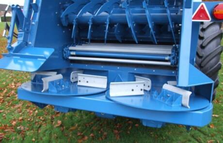 Lowlander 120 HBDGjødselspreder Lowlander 120 HBD