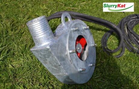 Hydraulikkdrevet pumpe gjødselpumpe SlurrySub