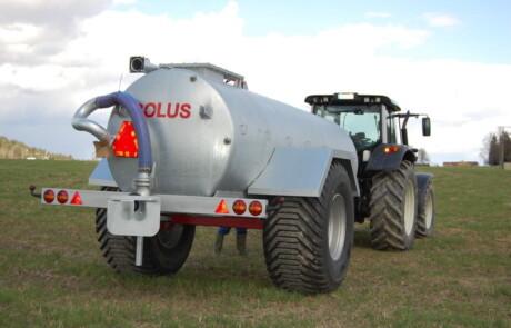 Gjødselvogn Solus GV10000