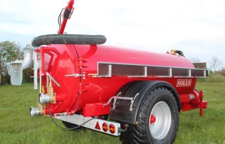 Gjødselvogn - Tankvogn Solus GVR6000 - Drikkevann