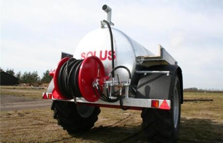 Spylevogn Solus SP3000