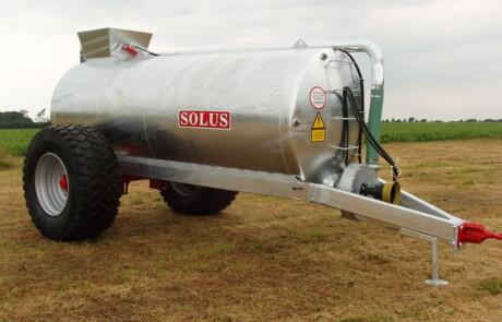Gjødselvogn Solus GV8000