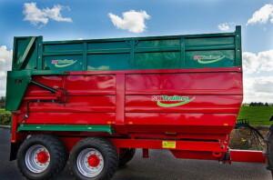 Korn og gresshengere Farmline