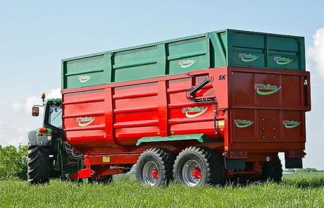 Korn og Gresshengere proline i bruk - SlurryKat