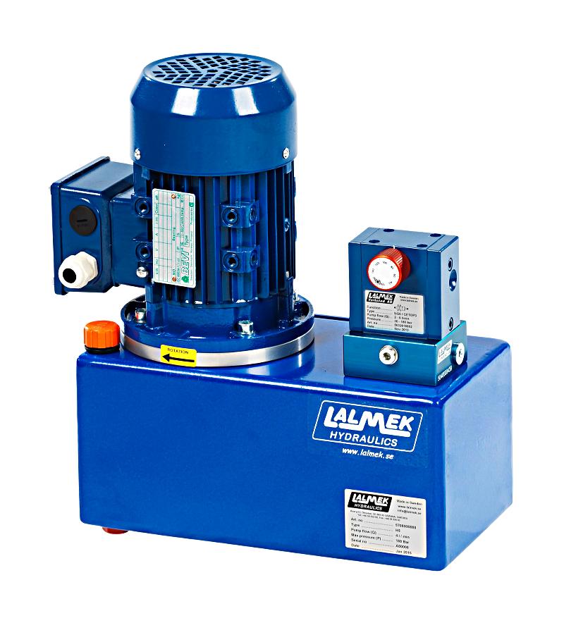 Hydraulikkaggregat H5