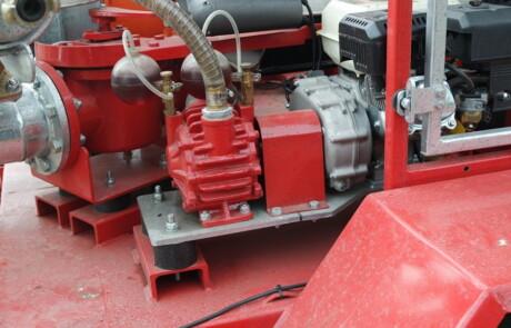 235 hk motor og DODA HD35