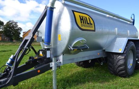 gjødselvogn HILL