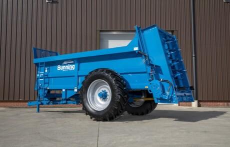 Lowlander 150 gjødselvogn