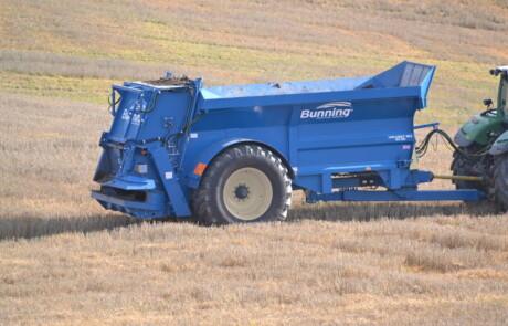 Gjødselvogn LL 105 HBD MK4 - Tørrgjødselspreder