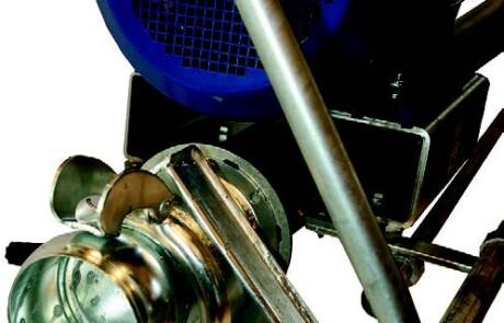 Stangpumpe ESP gjødselpumpe ventil
