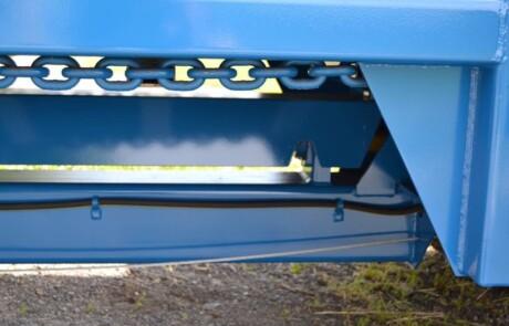 Gjødselvogn Bunning bunnkjetting/drag