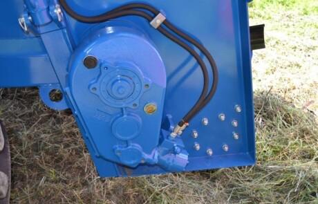 Gjødselvogn Bunning hydraulikk motor