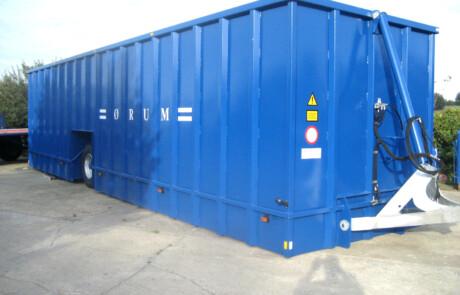 Lagertank BU-100 mellomlager