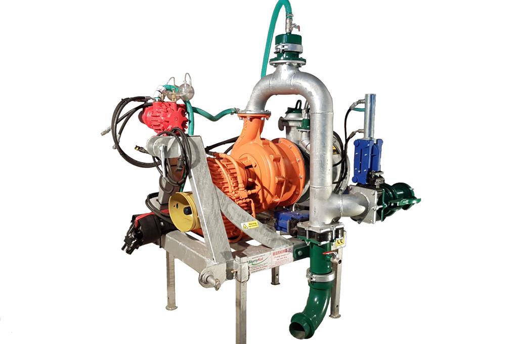 Doda hd35 med sirkulasjonssystem - Eksperter på gjødselhåndtering
