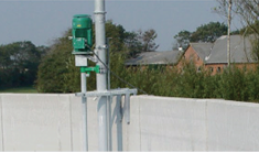 Lagertankbeslag stangpumpe