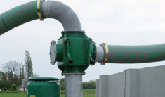 Stangpumpe 3-veis ventil - Fremtiden