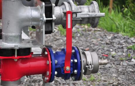 Doda HD35 pumpe ut/inn løp