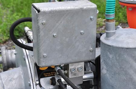 Doda HD35 pumpe detaljebilde