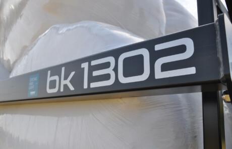 BK 1302 rundballehenger
