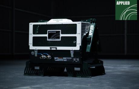 Applied PTO drevet kompressor
