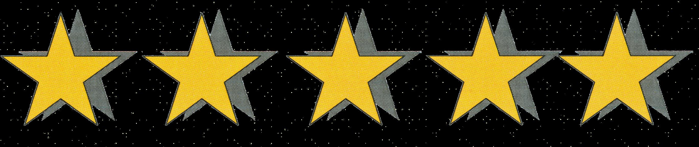stjerner 5